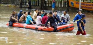 Tanjung Duren, Jakarta Flood 2008