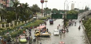 Jakarta Flood Feb 2007 Tanjung Duren